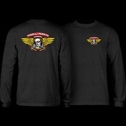 Powell Peralta Winged Ripper L/S T-Shirt
