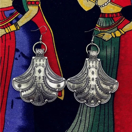 Déployé Earrings