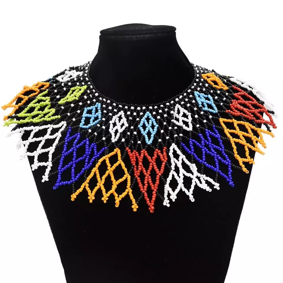 Tanzanian Collar (various colors)