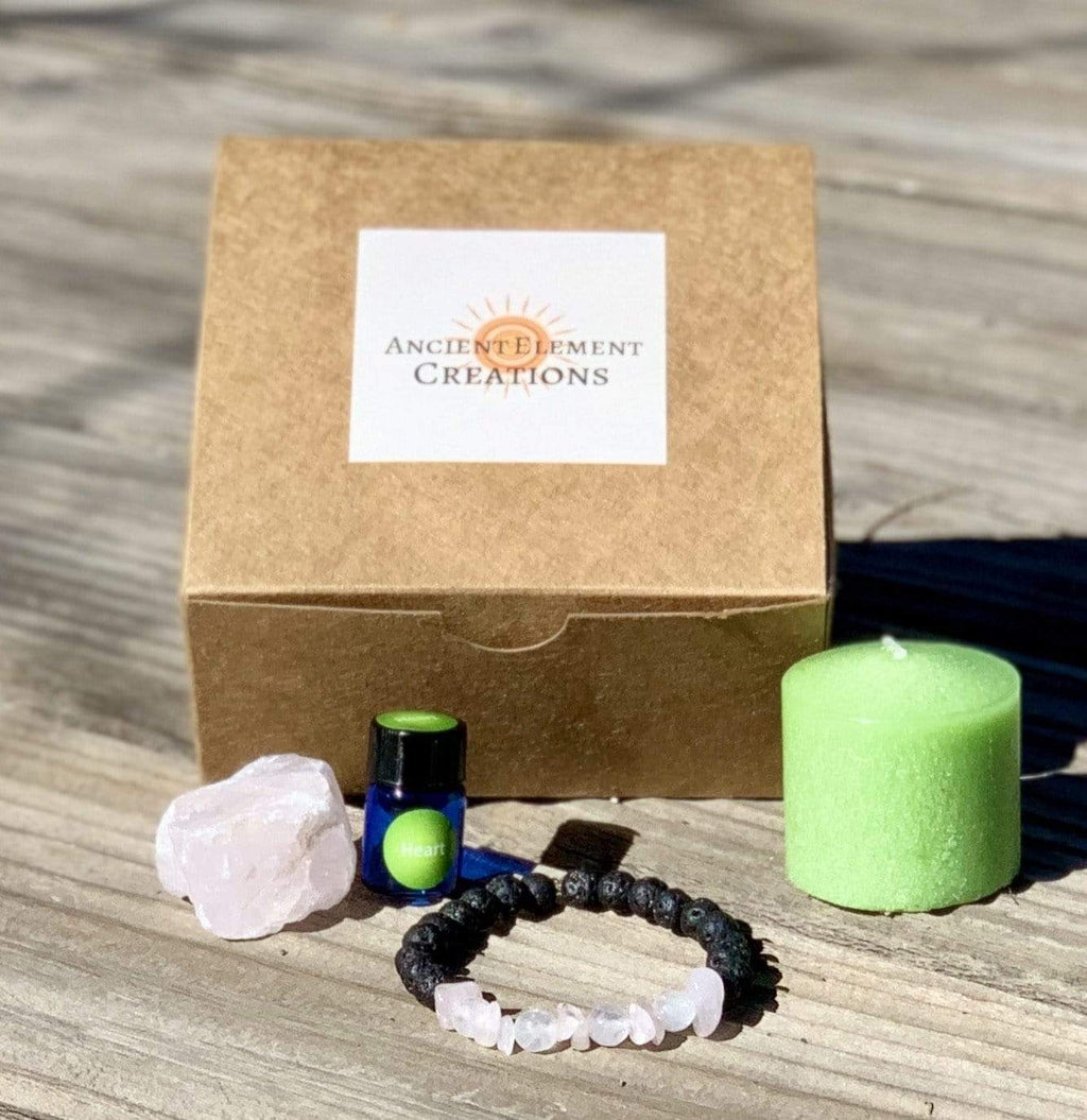 Ancient Element Creations Heart Chakra Healing Kit