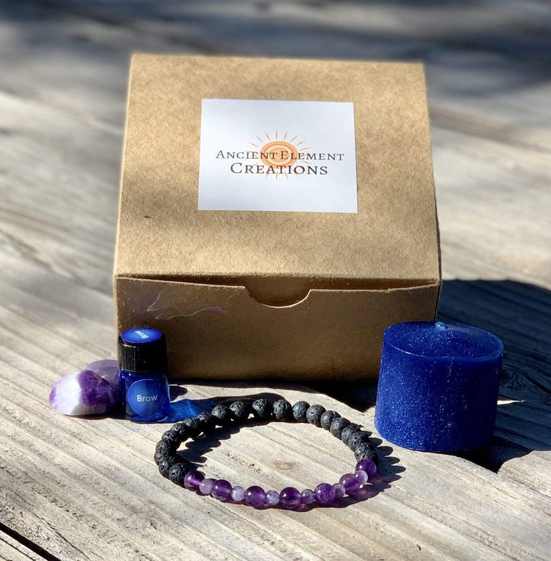 Ancient Element Creations Third Eye Chakra Healing Kit