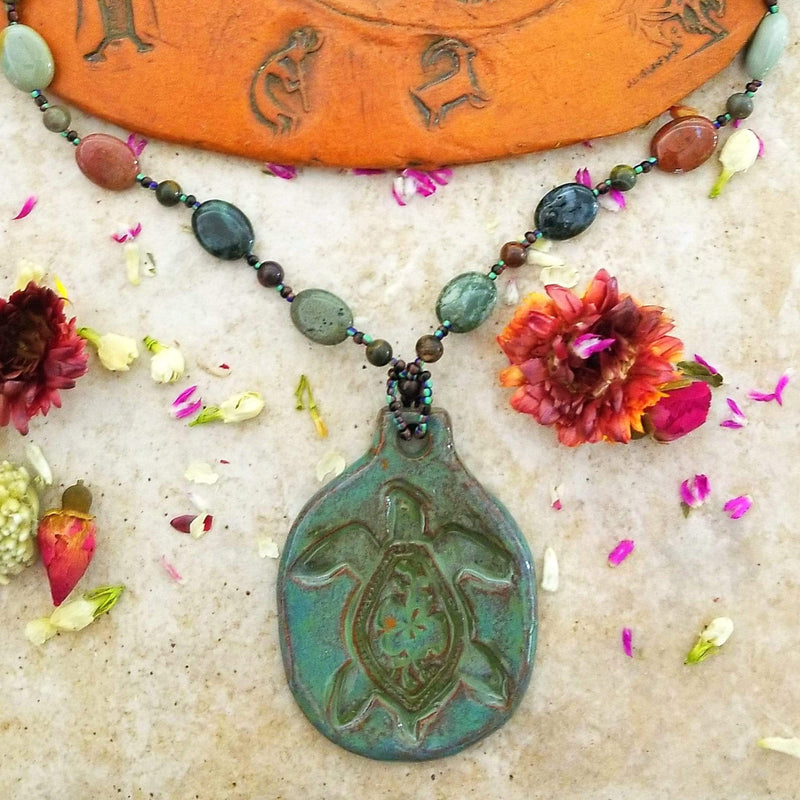 AncientElementCreations Necklace Island Memories