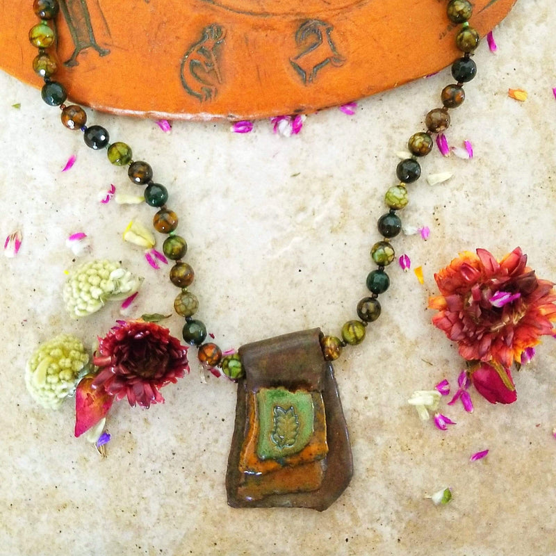 AncientElementCreations Necklace Visions of Fall