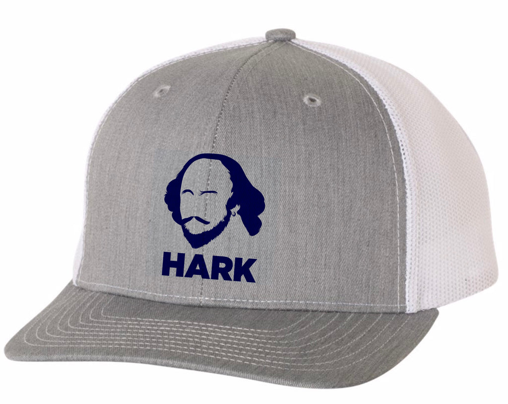HARK-Shakespeare Trucker Hat - Bard Shirts
