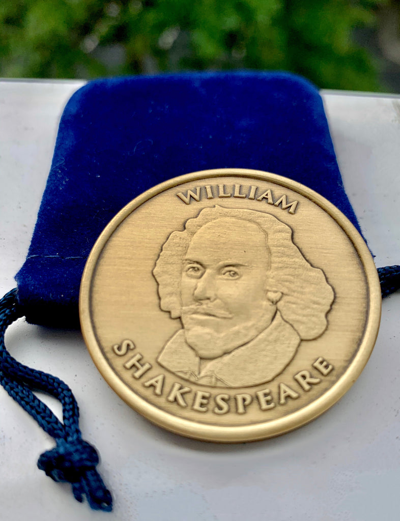 Shakespeare Medallion