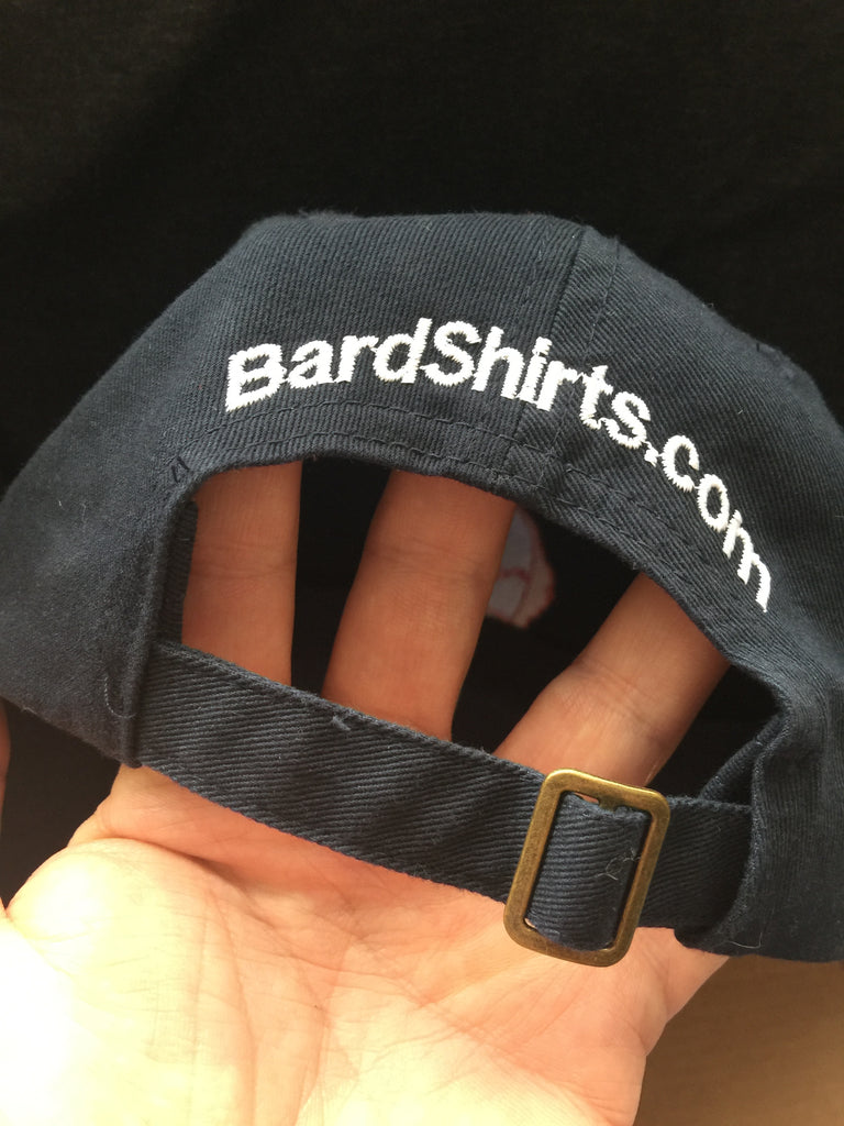 Shakespeare-HARK Hat in Classic Navy - Bard Shirts
