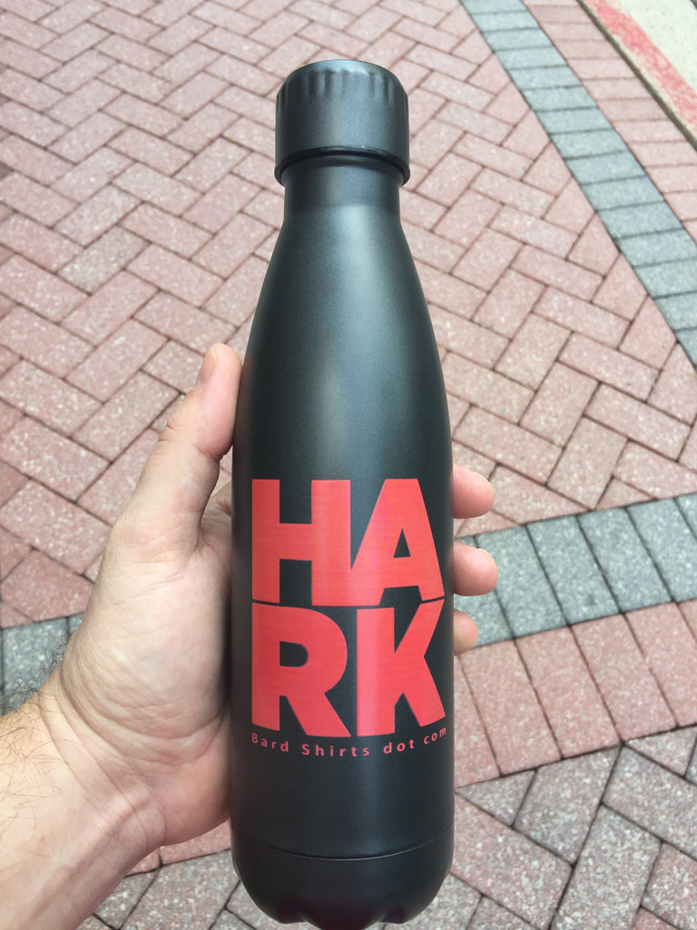 HARK Stainless Steel Bottle - Bard Shirts