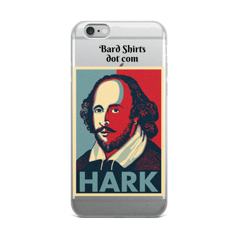 iPhone Case - HARK, who calls there? - Bard Shirts