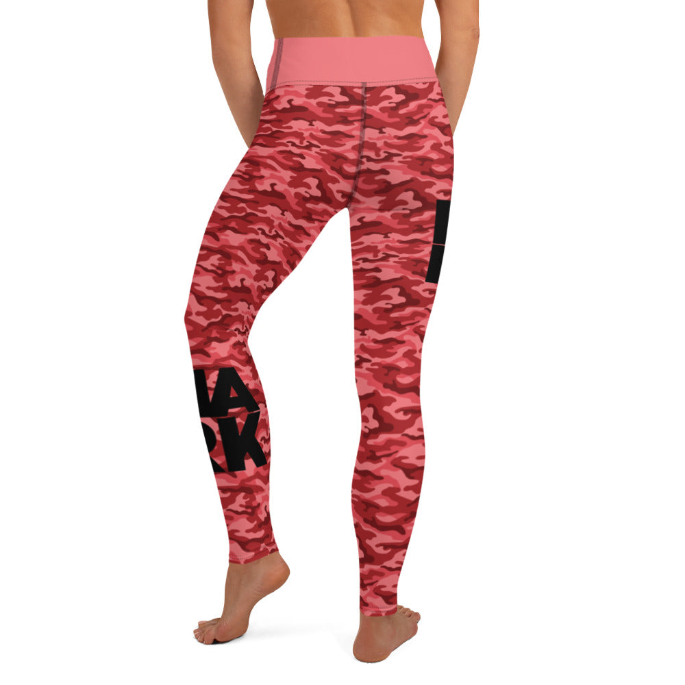 HARK Camo Yoga Leggings - Bard Shirts