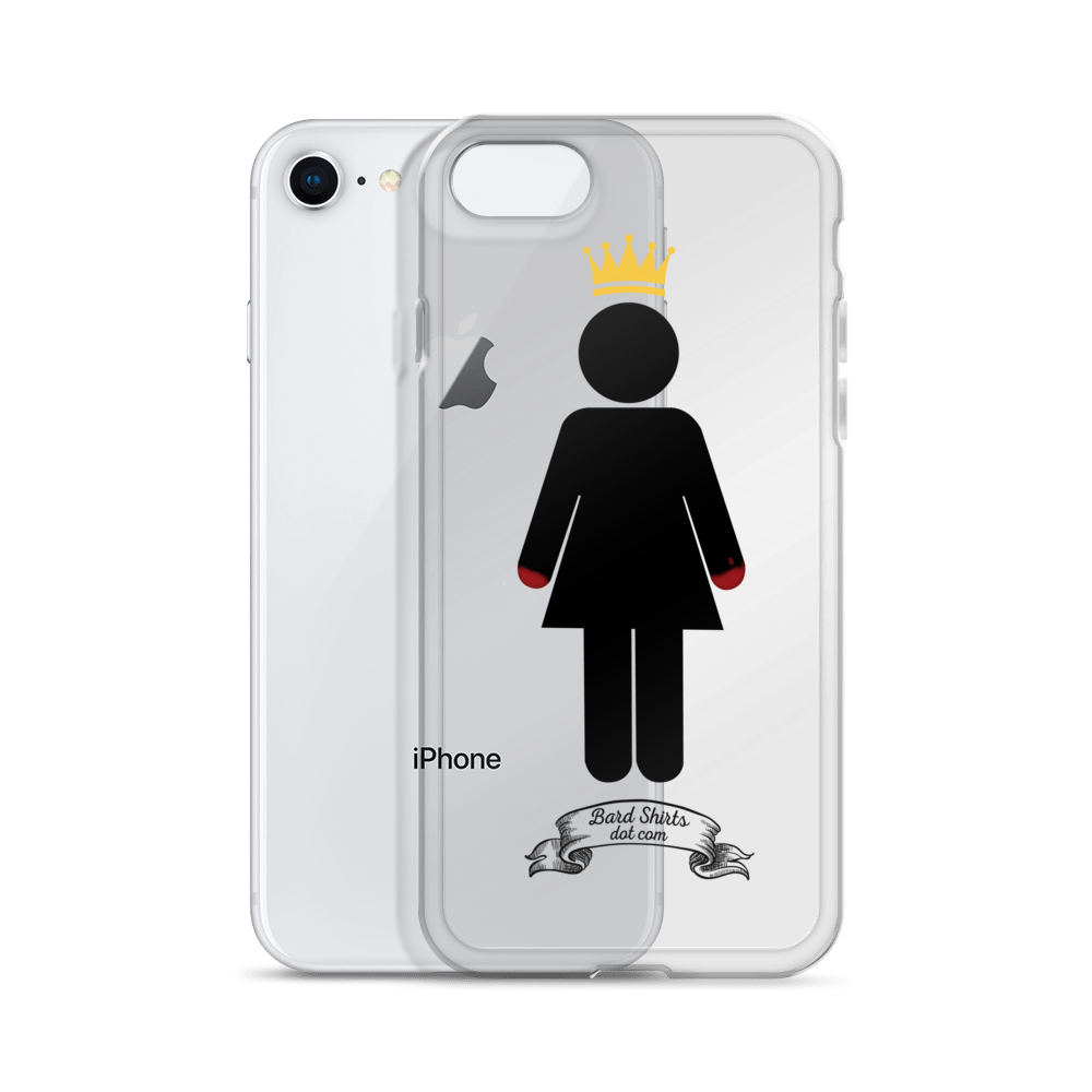 iPhone Case - Lady Macbeth - Bard Shirts