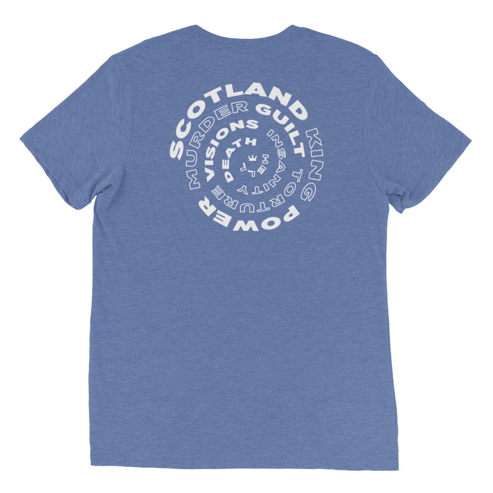 Shhh, don't say it out loud - it's the Scottish Play from Shakespeare - Bard Shirts