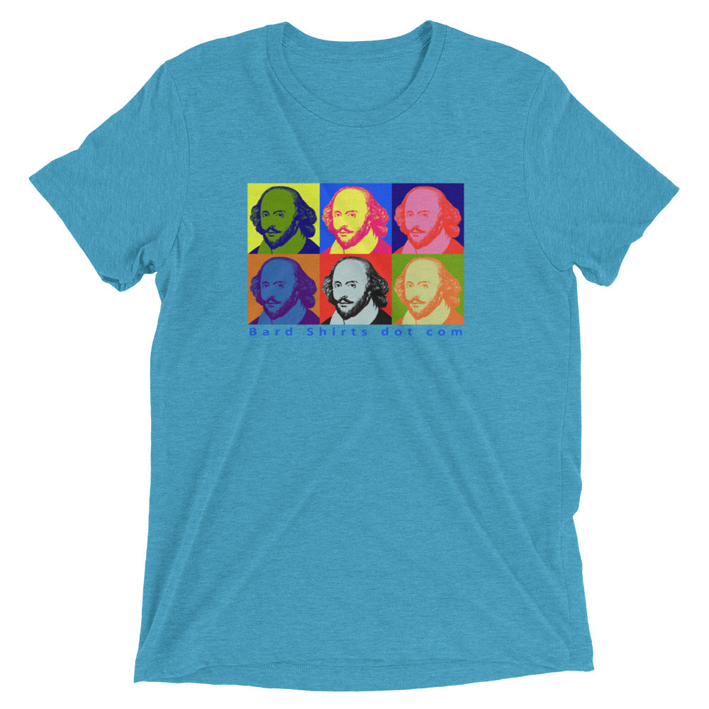 Shakespeare Pop Art #1 - Bard Shirts