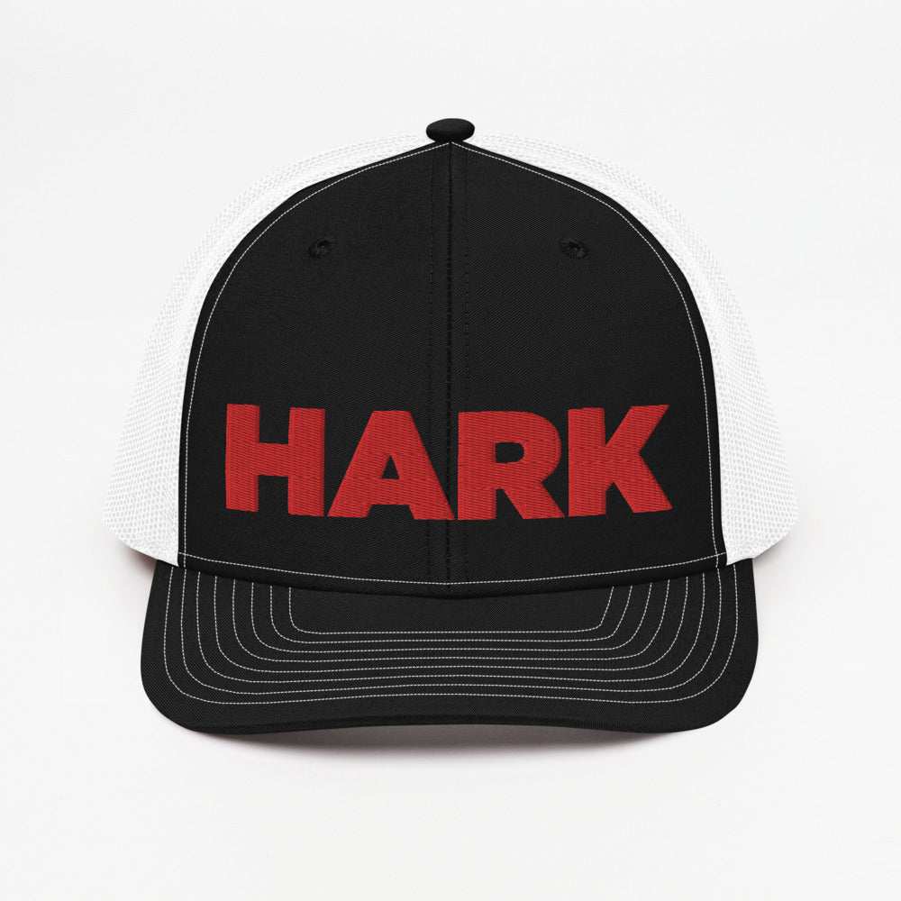 HARK -  the 3D Embroidered Trucker Hat