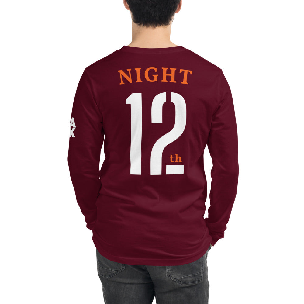 HARK's Twelfth Night Long Sleeve T