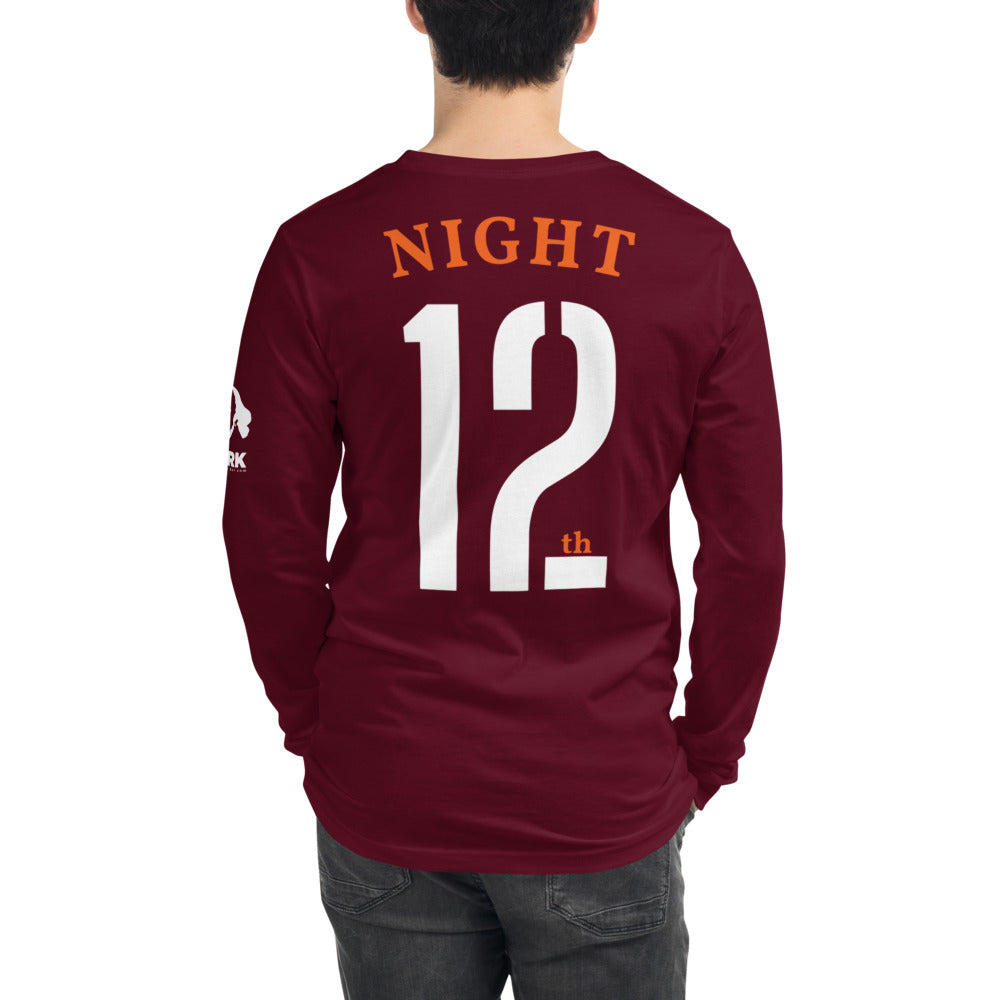 Version II - HARK's Twelfth Night Long-sleeve T