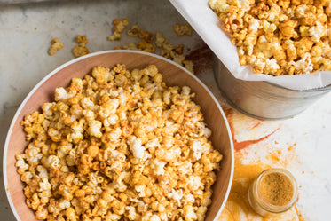Recipe Video | Indian Spiced Popcorn