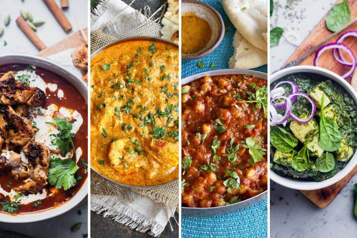 Seven of the Most Popular Indian Curries