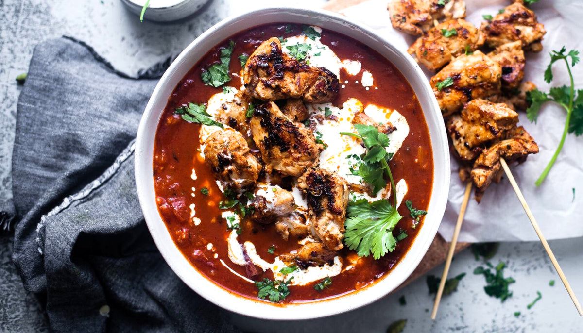 Chicken Tikka Masala Recipe on Nomads Marketplace