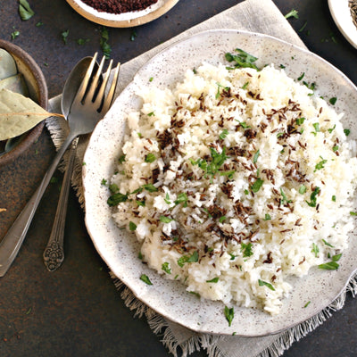 Basmati Jeera Rice Recipe