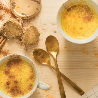 Spiced Golden Milk Recipe