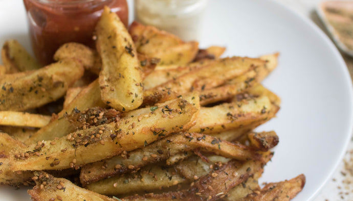 Za'atar French Fries Recipe