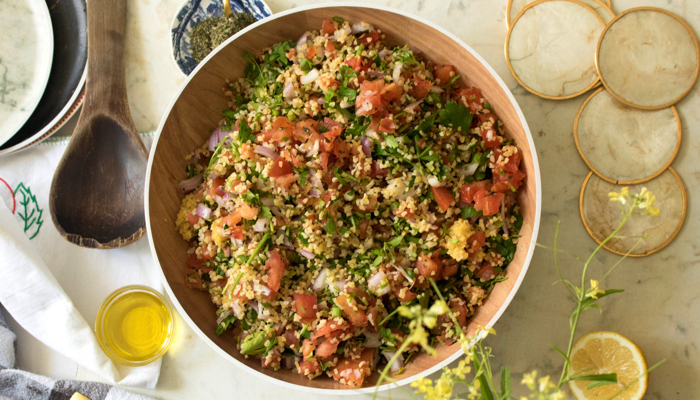 Tabouleh Salad Recipe
