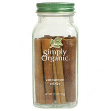 1.13oz whole cinnamon sticks used to sweeten desserts and meals.