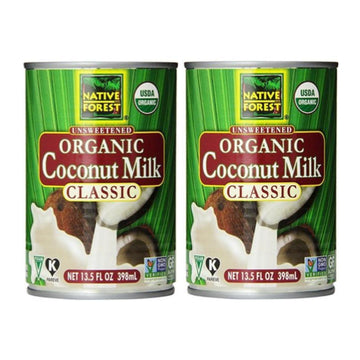 Organic Coconut Milk (2-Pack)