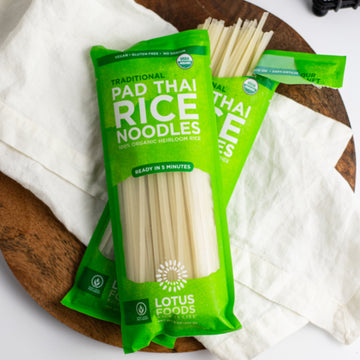 Organic Pad Thai Noodles (2-Pack)