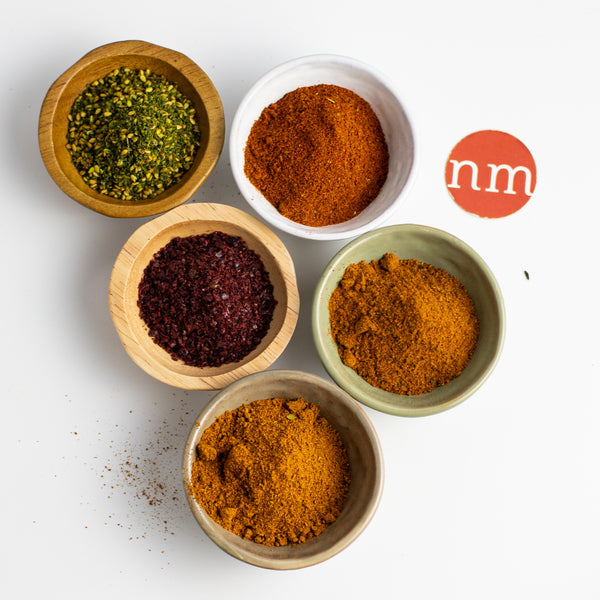 Middle Eastern Grill Seasonings