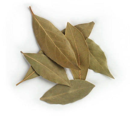 0.14oz organic bay leaves. Frequently used in Indian cooking, dishes and recipes.