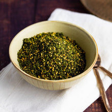 Zesty Ground Zaatar