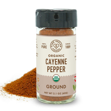 Organic Ground Cayenne Pepper