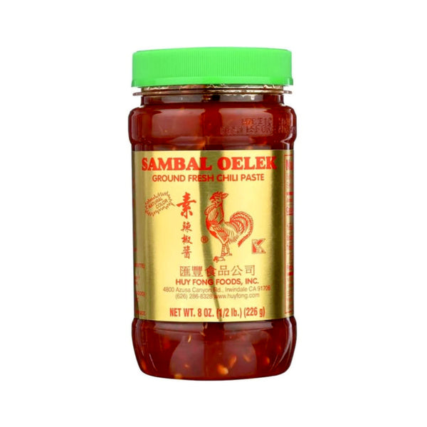 8oz red chili oil sauce. An essential ingredient in Thai and Asian cooking, recipes and dishes.