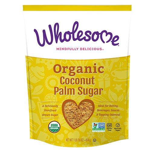 16oz organic coconut palm sugar. Adds depth to Thai cooking, dishes & recipes.