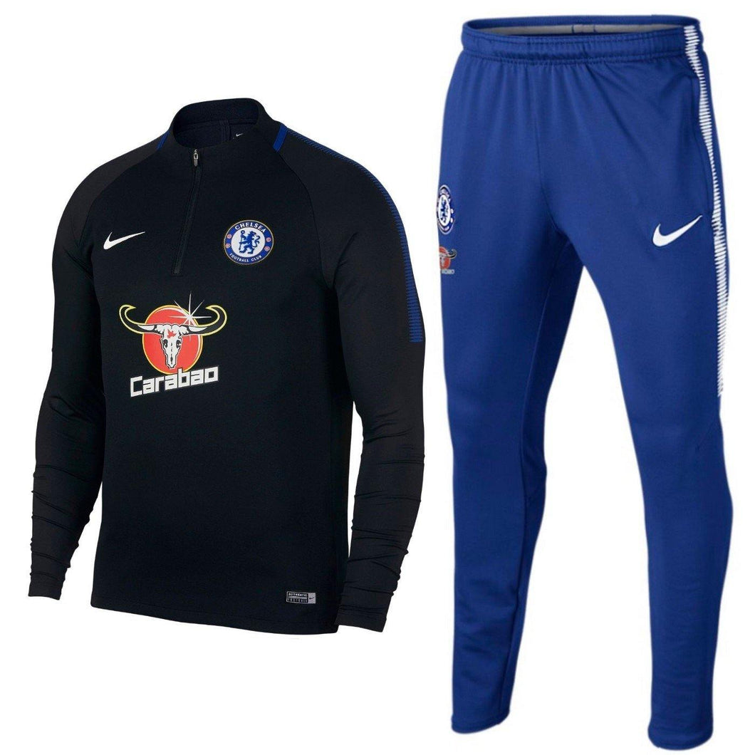 Chelsea Fc Training Technical Tracksuit 2018 - Nike - SoccerTracksuits.com