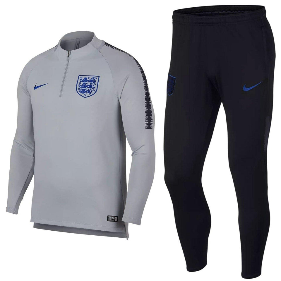 England Team Tech Training Soccer Tracksuit 2018/19 - Nike - SoccerTracksuits.com