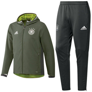 Germany Presentation Soccer Tracksuit Euro 2016 - Adidas - SoccerTracksuits.com
