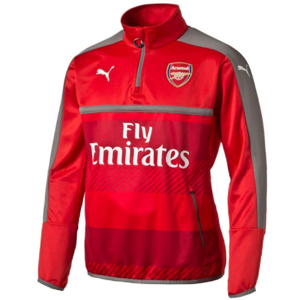 Arsenal FC technical training Soccer tracksuit 2016/17 - Puma - SoccerTracksuits.com