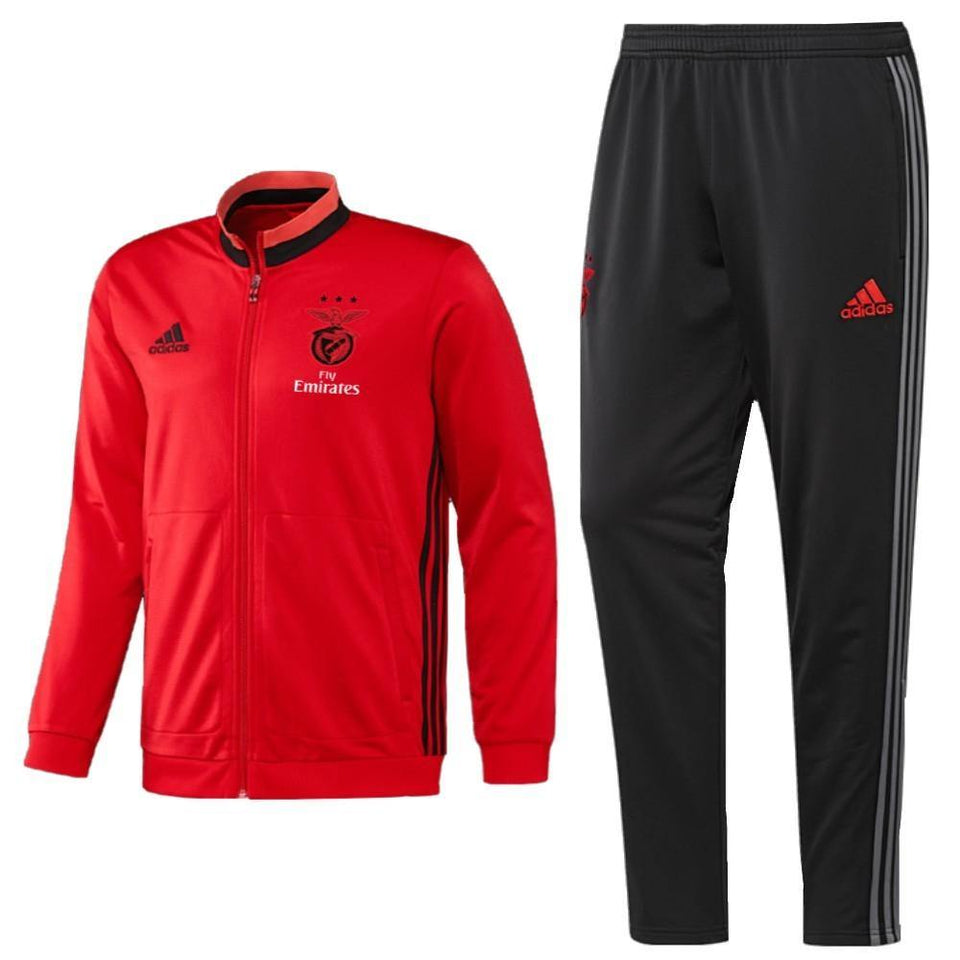 Sl Benfica Training Soccer Tracksuit 2016/17 - Adidas - SoccerTracksuits.com