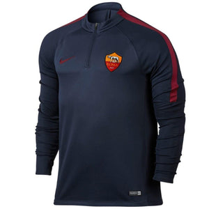 As Roma Training Technical Soccer Tracksuit 2016/17 - Nike - SoccerTracksuits.com