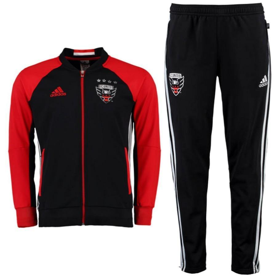 check out f6006 72f28 Dc United Pre-Match Presentation Soccer Tracksuit 2016/17 - Adidas