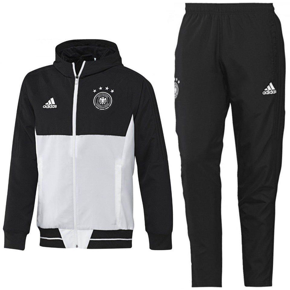 Germany Squad Presentation Soccer Tracksuit 2017 Adidas