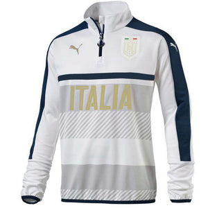 Italy Tribute 2006 Technical Training Soccer Tracksuit 2016/17 - Puma - SoccerTracksuits.com