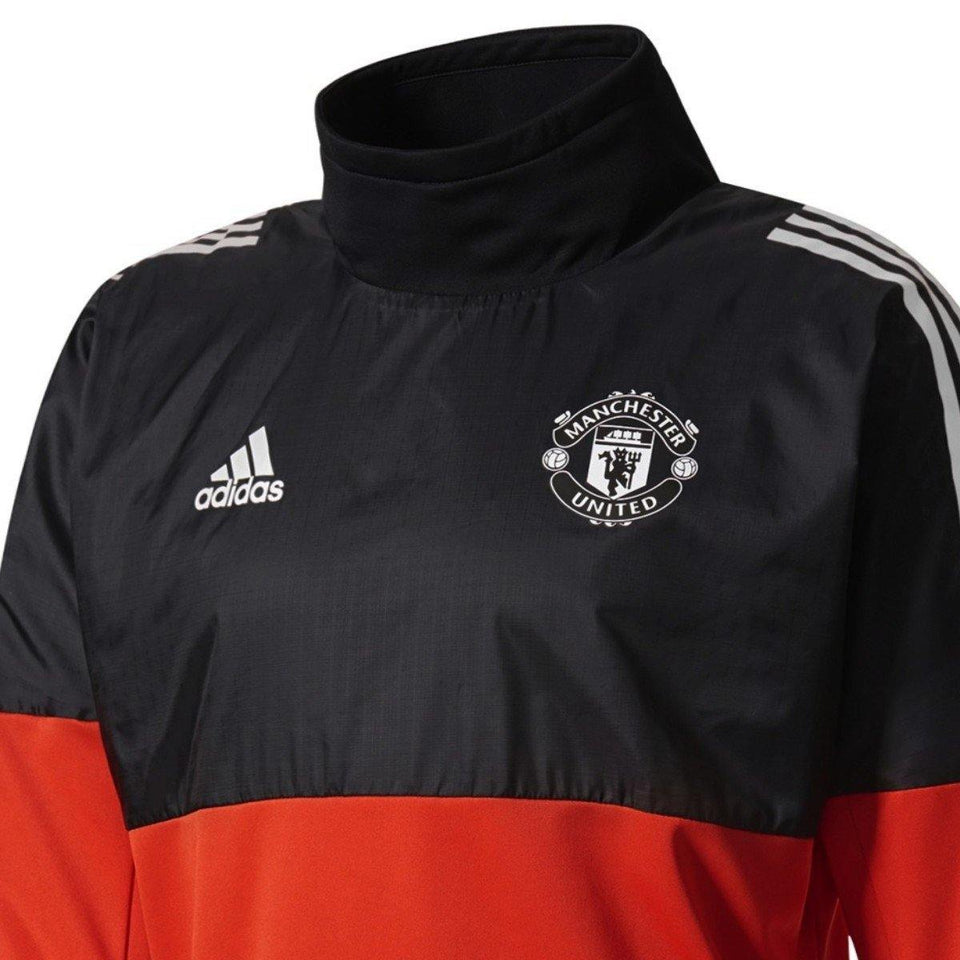 6f8dad3af ... Manchester United Ucl Training Tech Soccer Tracksuit 2017 18 - Adidas  ...
