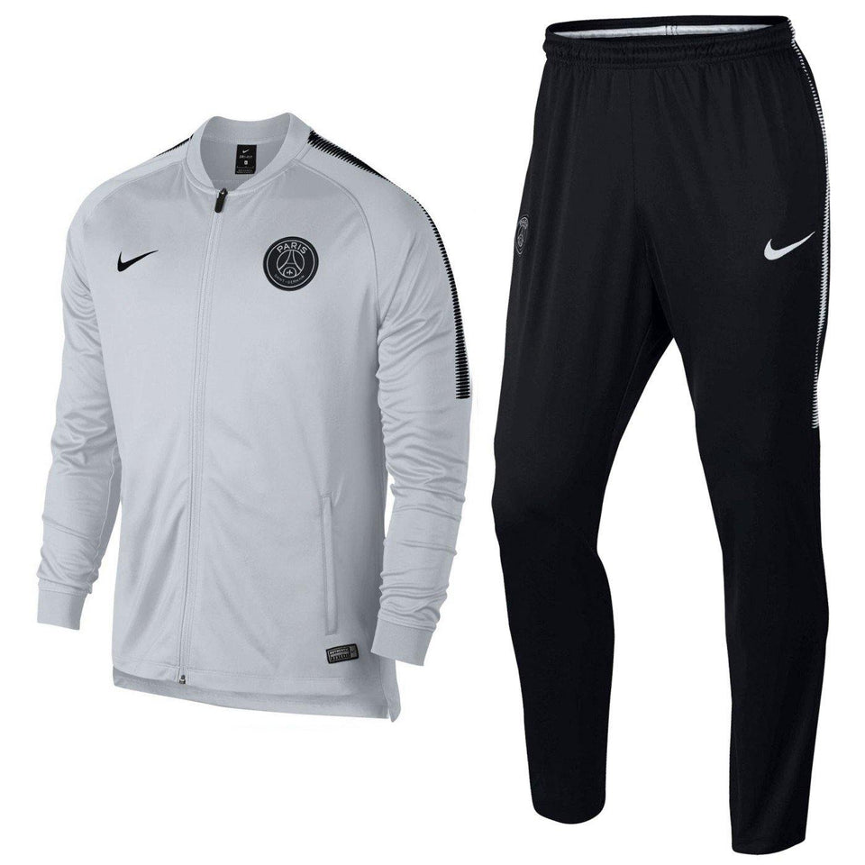 Paris Saint Germain Ucl Training Soccer Tracksuit 2017/18 - Nike - SoccerTracksuits.com