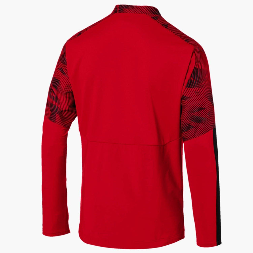 AC Milan soccer training technical top 2019/20 red - Puma
