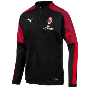 AC Milan soccer training presentation jacket 2019/20 - Puma
