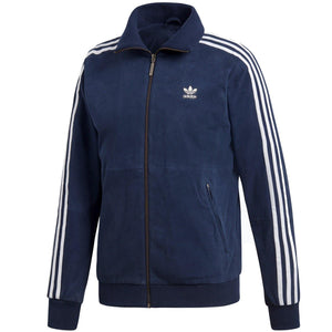 Men's Adidas Suede track jacket Adicolor collection - SoccerTracksuits.com
