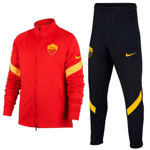 Kids - AS Roma training presentation Soccer tracksuit 2020/21 - Nike